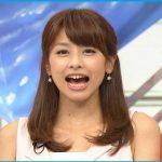 加藤綾子(カトパン)生放送中に失神して倒れる動画を紹介!